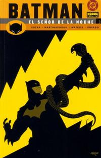 Cover Thumbnail for Batman: El señor de la noche (NORMA Editorial, 2003 series) #3
