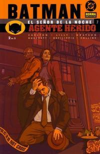 Cover Thumbnail for Batman: El señor de la noche (NORMA Editorial, 2003 series) #7