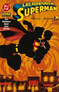 Cover Thumbnail for Las Aventuras de Superman: Mundos en guerra (NORMA Editorial, 2004 series) #2