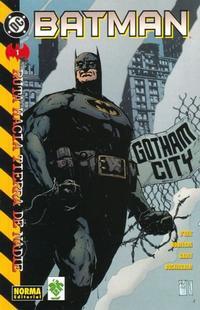 Cover Thumbnail for Batman (NORMA Editorial, 2000 series) #1
