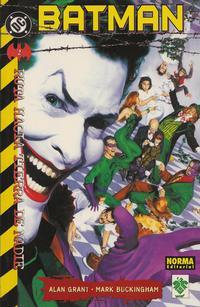 Cover Thumbnail for Batman (NORMA Editorial, 2000 series) #2