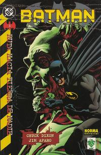 Cover Thumbnail for Batman (NORMA Editorial, 2000 series) #3