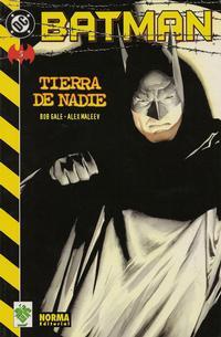 Cover Thumbnail for Batman (NORMA Editorial, 2000 series) #5