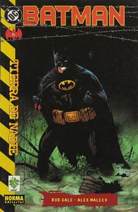 Cover Thumbnail for Batman (NORMA Editorial, 2000 series) #6