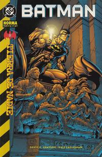 Cover Thumbnail for Batman (NORMA Editorial, 2000 series) #8
