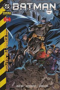 Cover Thumbnail for Batman (NORMA Editorial, 2000 series) #14