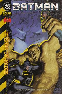 Cover Thumbnail for Batman (NORMA Editorial, 2000 series) #15