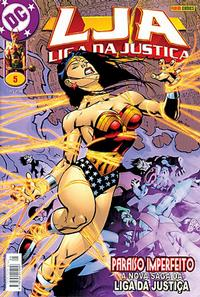 Cover Thumbnail for Liga da Justiça (Panini Brasil, 2002 series) #5