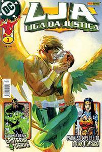 Cover Thumbnail for Liga da Justiça (Panini Brasil, 2002 series) #7