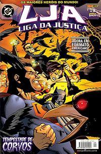 Cover Thumbnail for Liga da Justiça (Panini Brasil, 2002 series) #9