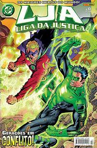 Cover Thumbnail for Liga da Justiça (Panini Brasil, 2002 series) #13