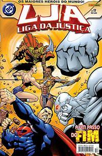 Cover Thumbnail for Liga da Justiça (Panini Brasil, 2002 series) #17