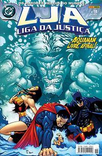 Cover Thumbnail for Liga da Justiça (Panini Brasil, 2002 series) #18