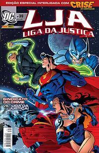 Cover Thumbnail for Liga da Justiça (Panini Brasil, 2002 series) #39