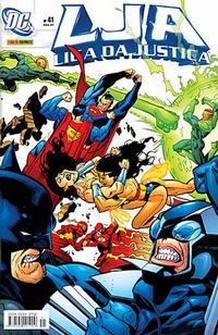 Cover Thumbnail for Liga da Justiça (Panini Brasil, 2002 series) #41