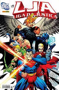 Cover Thumbnail for Liga da Justiça (Panini Brasil, 2002 series) #42