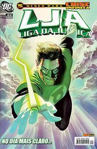 Cover for Liga da Justiça (Panini Brasil, 2002 series) #44