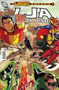 Cover Thumbnail for Liga da Justiça (Panini Brasil, 2002 series) #49