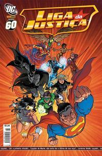 Cover for Liga da Justiça (Panini Brasil, 2002 series) #60