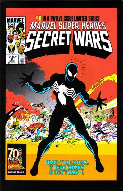 Cover for Hasbro / Secret Wars (Marvel, 2009 series) #8