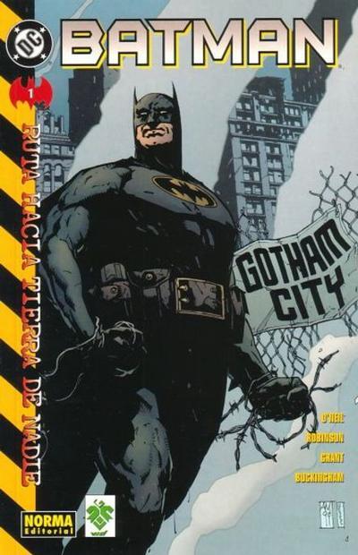 Cover for Batman (NORMA Editorial, 2000 series) #1