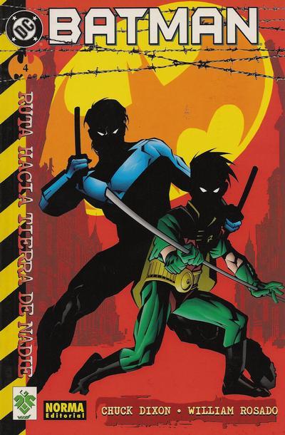 Cover for Batman (NORMA Editorial, 2000 series) #4