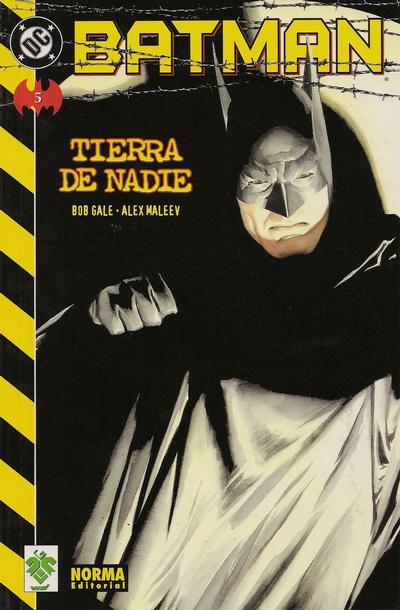 Cover for Batman (NORMA Editorial, 2000 series) #5