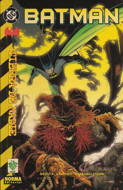 Cover for Batman (NORMA Editorial, 2000 series) #7