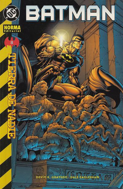 Cover for Batman (NORMA Editorial, 2000 series) #8