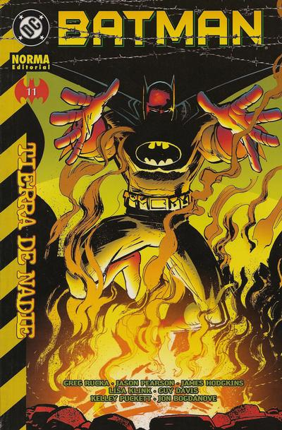 Cover for Batman (NORMA Editorial, 2000 series) #11