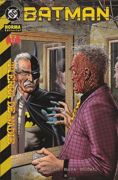 Cover for Batman (NORMA Editorial, 2000 series) #12