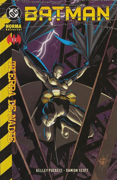Cover for Batman (NORMA Editorial, 2000 series) #13