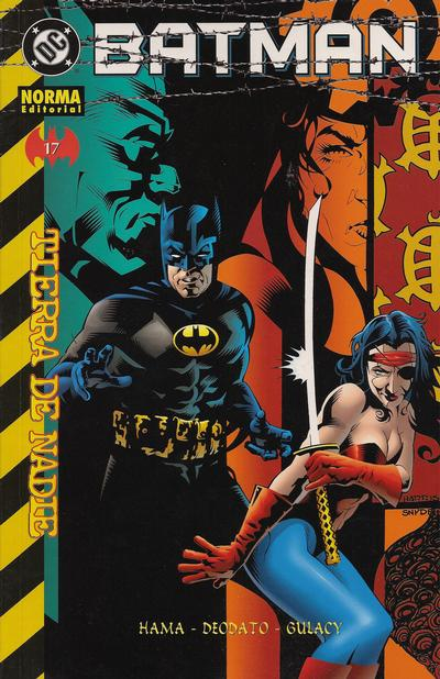 Cover for Batman (NORMA Editorial, 2000 series) #17