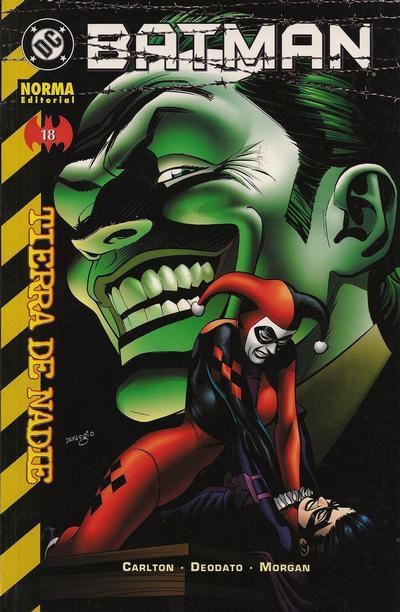 Cover for Batman (NORMA Editorial, 2000 series) #18