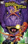 Cover for Novos Titãs (Panini Brasil, 2004 series) #15