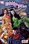 Cover for Novos Titãs (Panini Brasil, 2004 series) #18