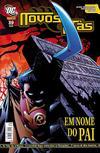 Cover for Novos Titãs (Panini Brasil, 2004 series) #39