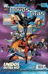 Cover for Novos Titãs (Panini Brasil, 2004 series) #42