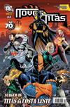 Cover for Novos Titãs (Panini Brasil, 2004 series) #44