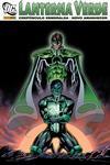 Cover for Lanterna Verde: Crepúsculo Esmeralda/ Novo Amanhecer (Panini Brasil, 2009 series)