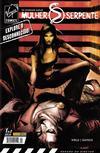 Cover for Mulher-Serpente [Minissérie] (Panini Brasil, 2007 series) #1