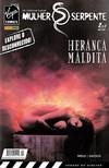 Cover for Mulher-Serpente [Minissérie] (Panini Brasil, 2007 series) #2