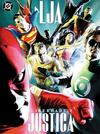 Cover for Liga da Justiça: Liberdade e Justiça (Panini Brasil, 2004 series)
