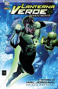Cover Thumbnail for Lanterna Verde: Renascimento (Panini Brasil, 2007 series)