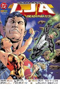 Cover Thumbnail for Liga da Justiça: Escada Para O Céu (Panini Brasil, 2002 series)