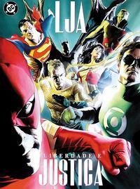 Cover Thumbnail for Liga da Justiça: Liberdade e Justiça (Panini Brasil, 2004 series)