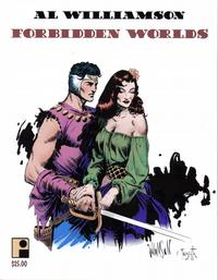 Cover Thumbnail for Al Williamson Forbidden Worlds (Pure Imagination, 2009 series)