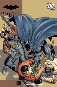Cover Thumbnail for Batman (Planeta DeAgostini, 2006 series) #5