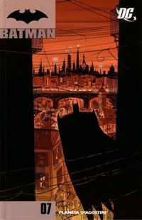 Cover Thumbnail for Batman (Planeta DeAgostini, 2006 series) #7