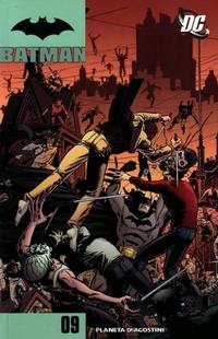 Cover Thumbnail for Batman (Planeta DeAgostini, 2006 series) #9